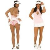 Костюм очаровательной теннисистки