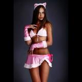 Костюм розовой кошечки Pink Kitti