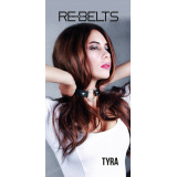 Чокер Tyra Black 7743rebelts