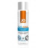 Анальный охлаждающий любрикант на водной основе JO Anal H2O Cool, 4 oz - 120 мл.