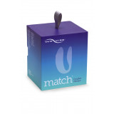 Вибромассажер для пар We-Vibe Match