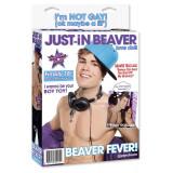 Надувная кукла Just-In Beaver