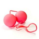 Вагинальные шарики розового цвета