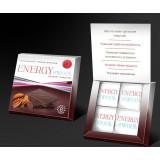 Темный шоколад ENERGYsweet - 40 гр.